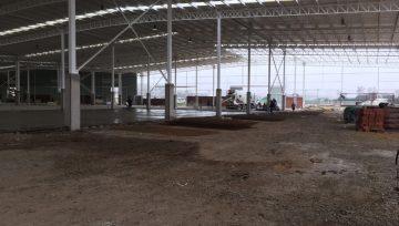 Central Bodegas prepara construcción de última etapa de centro de Bodegaje Milagro de Nos